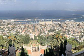 Haifa Bay Panorama