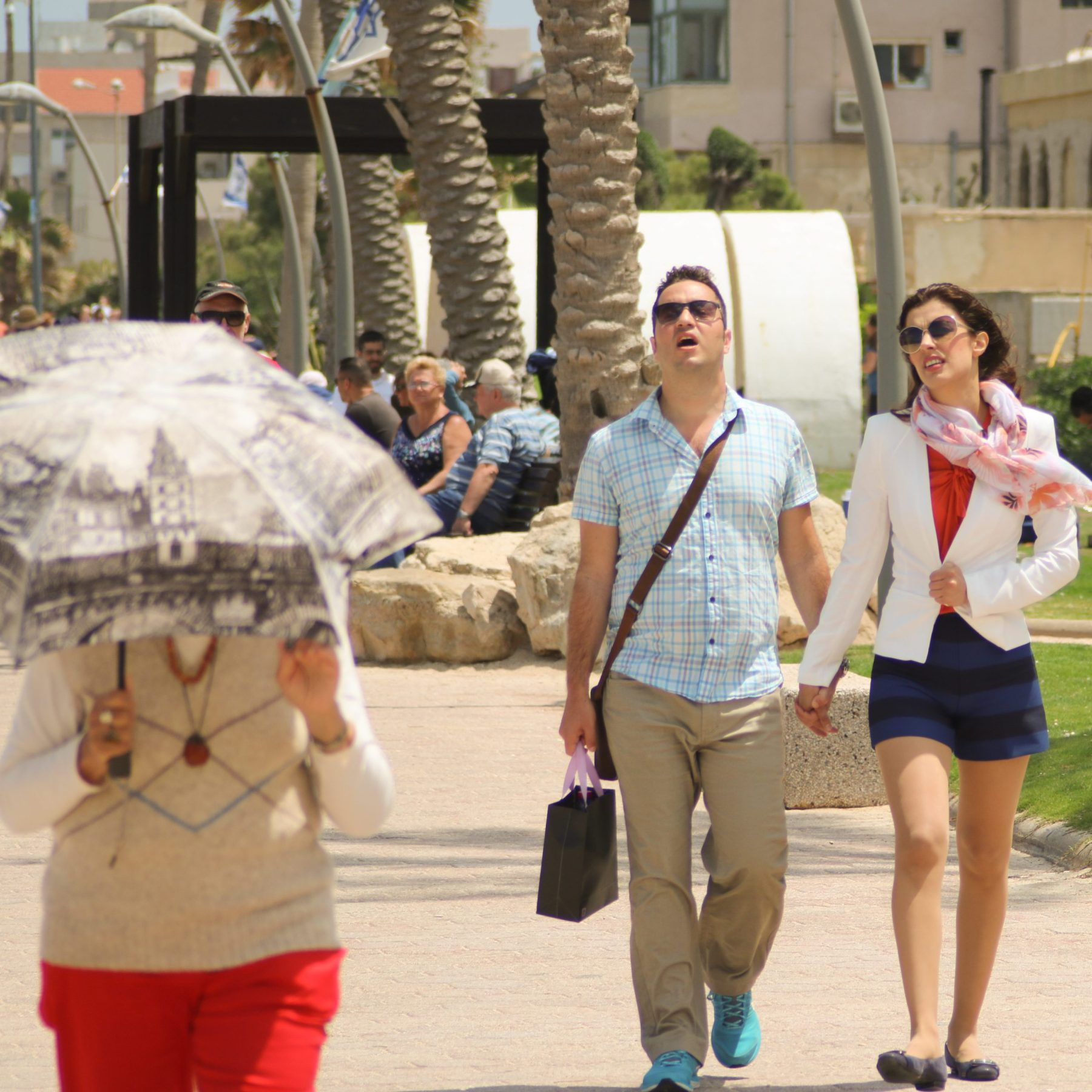 Unprecedented Heat Wave Hits Israel