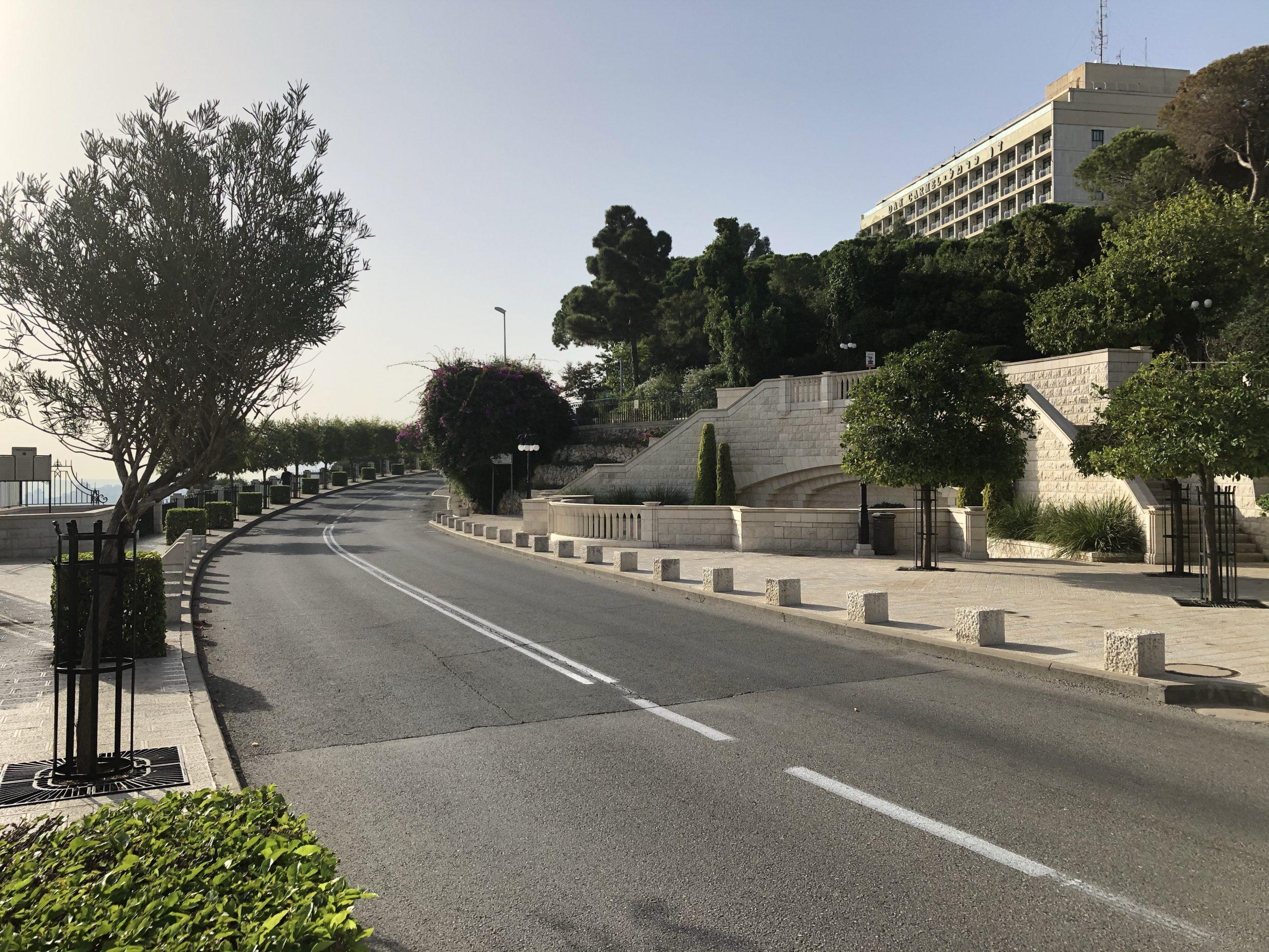 Haifa at Yom Kippur