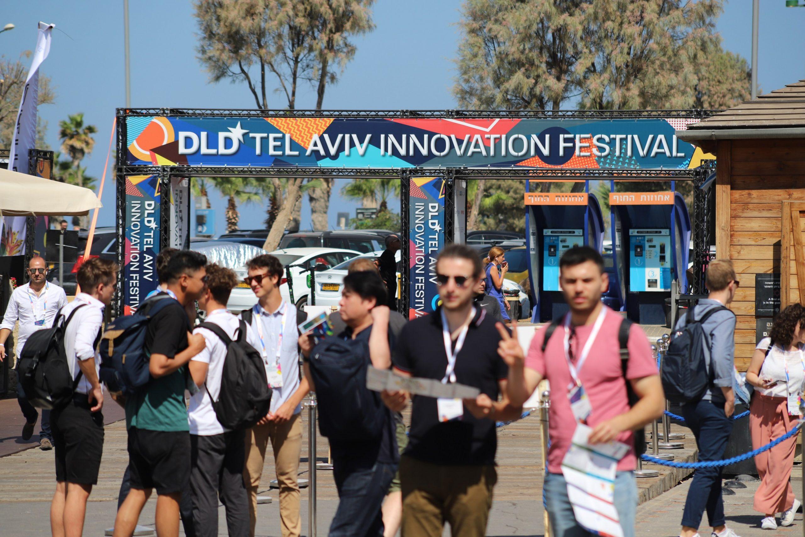 DLD Live Tel Aviv