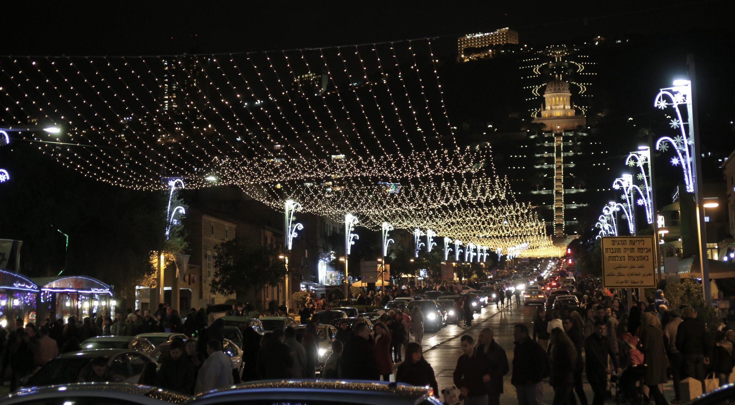 Lockdown for Christmas in Israel