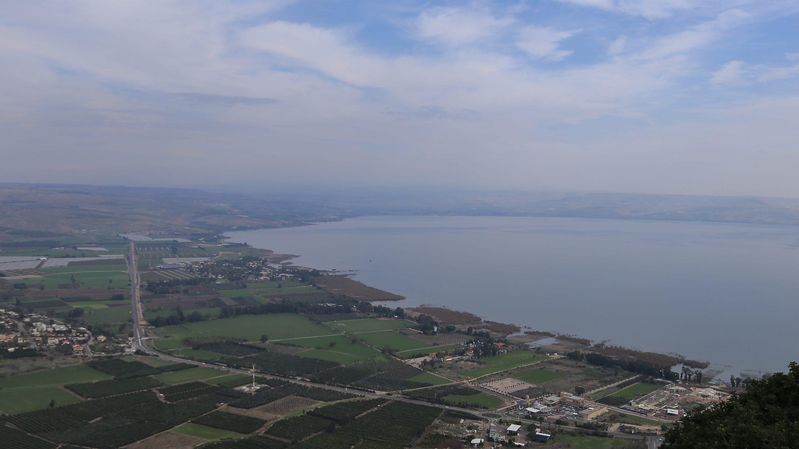 Kinneret (Sea of Galilee)