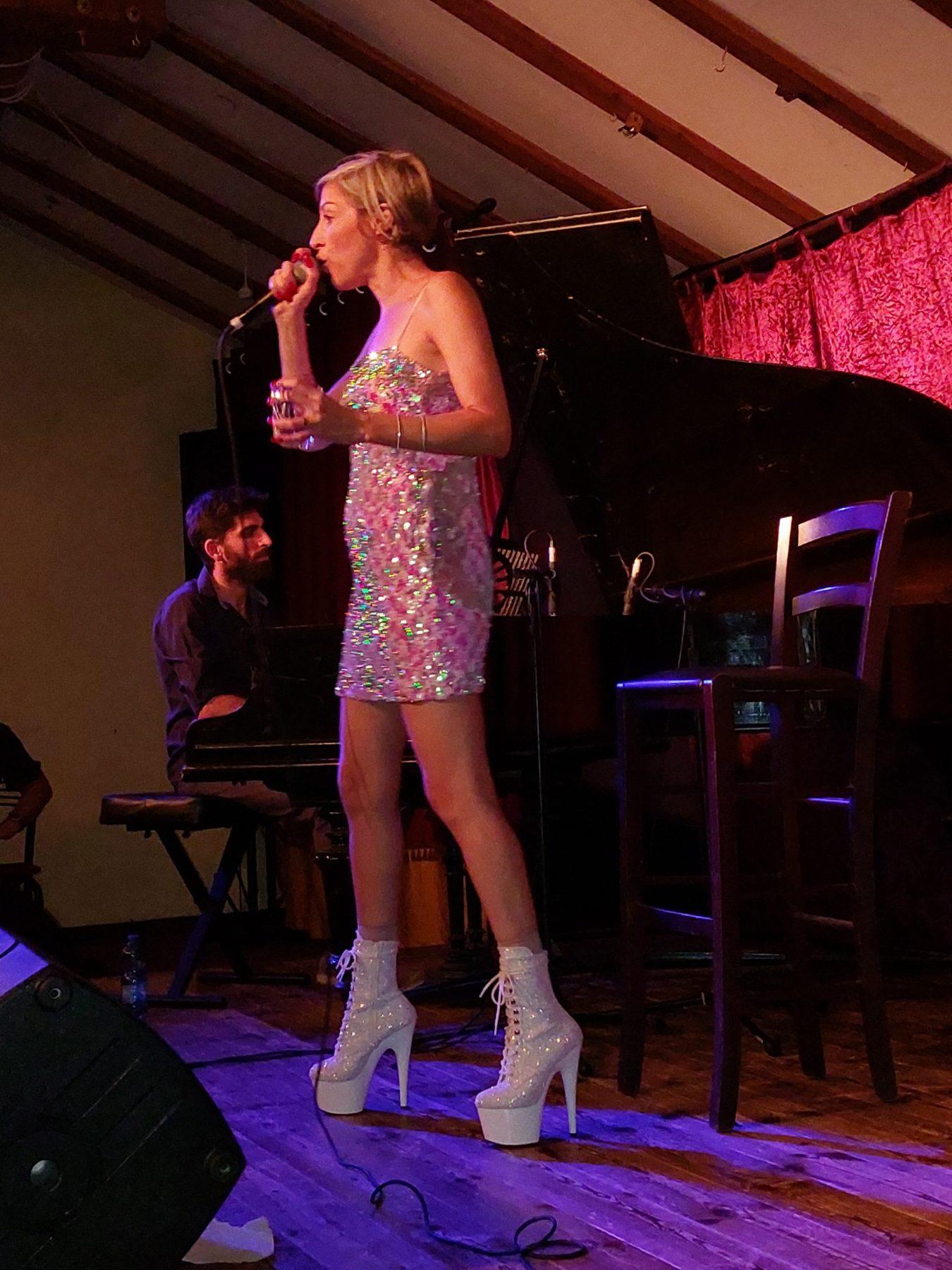 Michal Shapira concert in Haifa