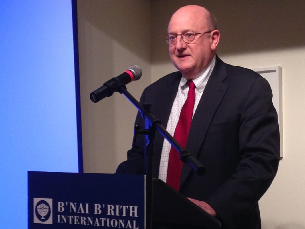 Ira Forman, antisemitism envoy under Obama and formerly of AIPAC, played a pivotal role in the IHRA adoption of the new definition.