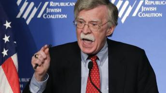 """Guardian of Zion"" award will be given to former US ambassador to UN John Bolton"