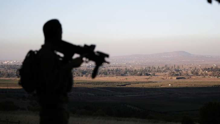 Israel Reportedly Providing Direct Aid, Funding to Syrian Rebels