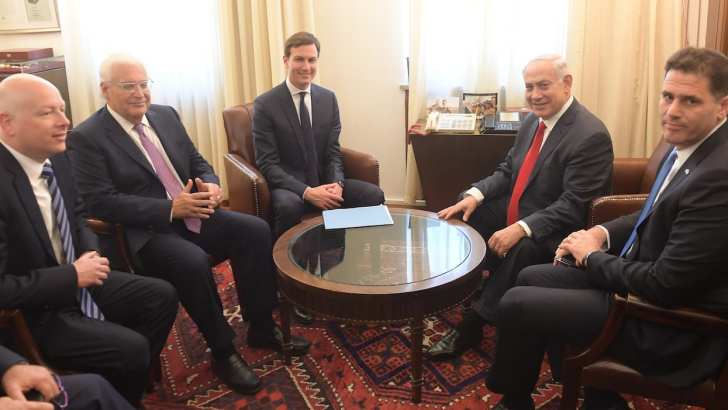 The Intercept: Jared Kushner's Pursuit of Middle East Peace Looks a Lot Like Total Surrender to Israel