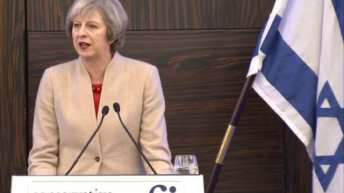 Times of Israel:  UK Jewish leader says election result a 'loss' for community, and Israel
