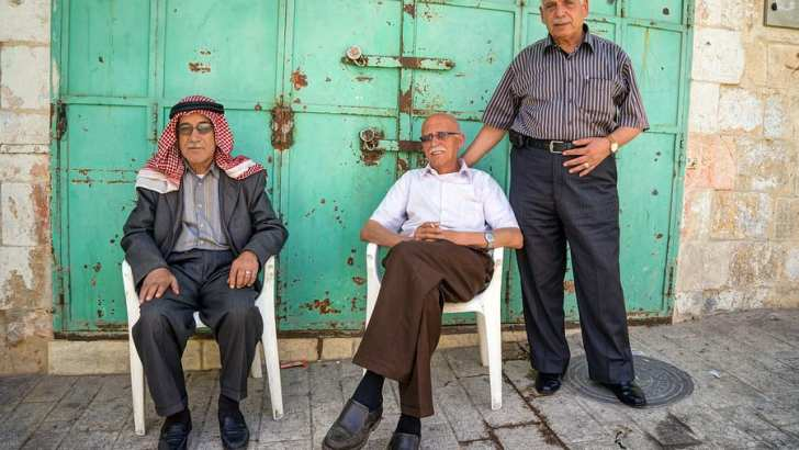 Winston-Salem Journal: On the ground with Israelis and Palestinians