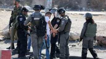 Israeli Soldiers Abduct Four Palestinians During A Wedding