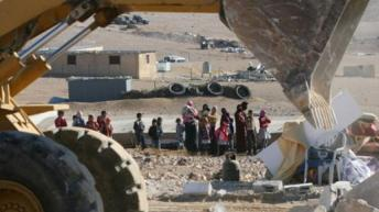 Israeli demolition of entire Palestinian villages continues with no end in sight (includes videos)