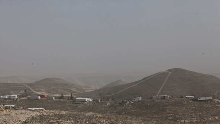 Ha'aretz Editorial: The World Zionist Organization's Land Theft Division