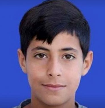 Israeli Soldiers Kill Another Palestinian Child Near Ramallah