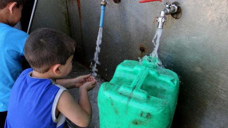 Israel destroys water pipes in Jordan Valley
