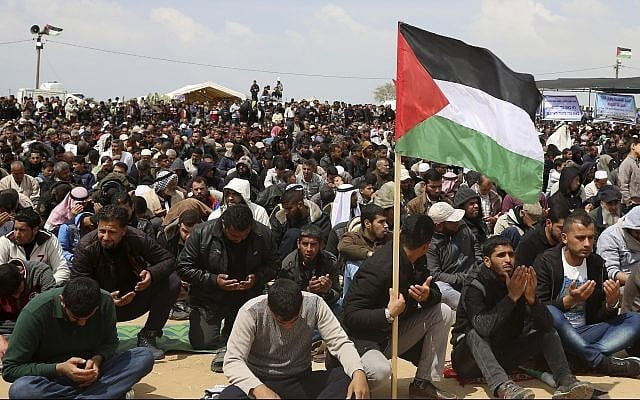 Gaza March Massacre draws a wide range of reactions