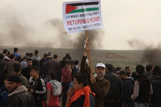 Hold Israel accountable for killing Palestinian protesters