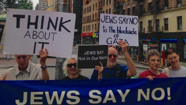 36 Jewish groups defend Israel critics from 'false accusations of anti-Semitism'