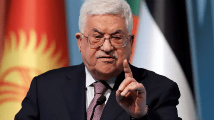 "Palestinians slam Nation-State Law as ""racism, apartheid"""