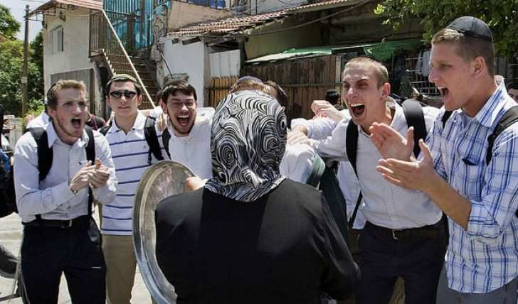 Israeli Racism – Legalized and Running Rampant