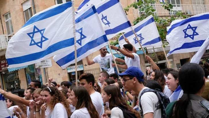"JNS: ""New poll shows majority of Israelis support the new Nationality Law"""