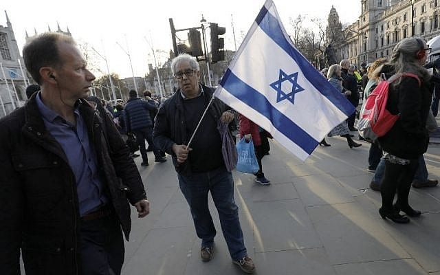 "Israeli editor says pro-Israel activism in UK has moved ""out of the shadows"""