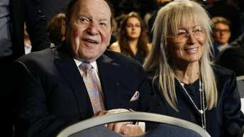 Sheldon Adelson spending $100 million to keep control of U.S. policies on Israel