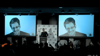 Snowden: Israeli technology may have helped Saudis kill journalist