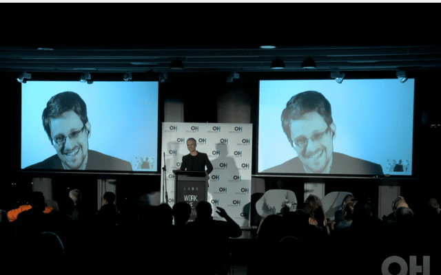 Snowden: Israeli technology may have helped Saudis kill journalist