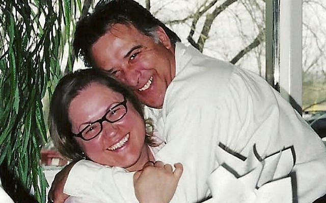 Fred Turbide, who committed suicide after he was fleeced by an Israeli binary options firm, with his wife