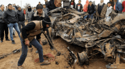 7 Palestinians, 1 Israeli killed in weekend incursion into Gaza