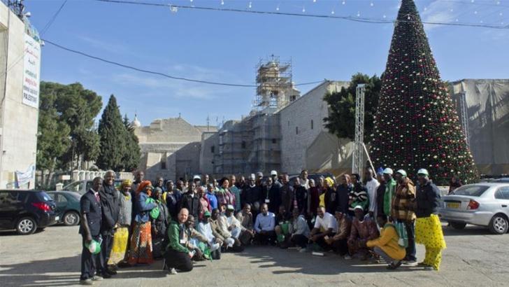 Christmas in Bethlehem: 'tis the season for hasbara