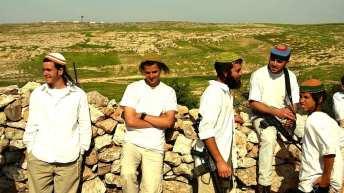 Israeli settler violence: 6 incidents in 2 days