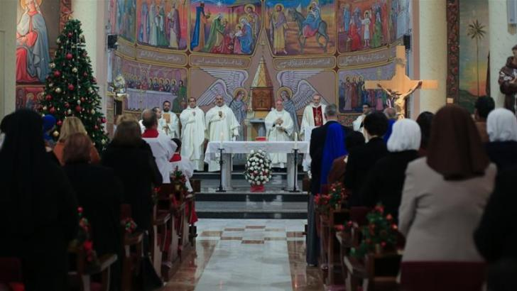 Next year in Bethlehem: Gaza Christmas celebrated despite siege