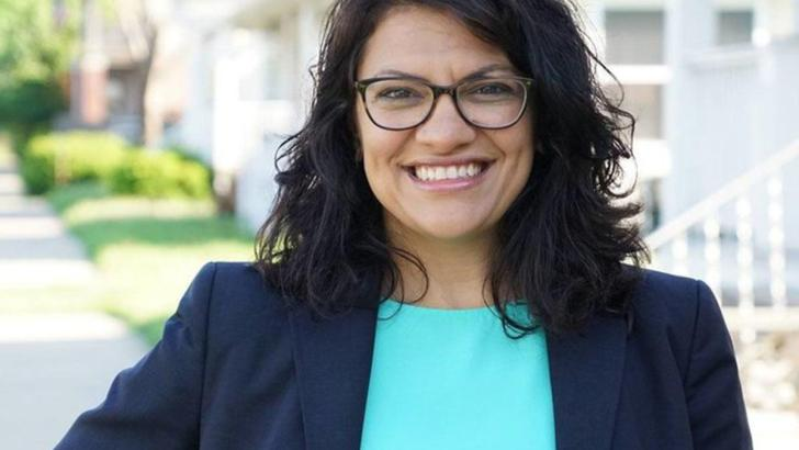 Palestinian-American Congresswoman to take delegation to West Bank