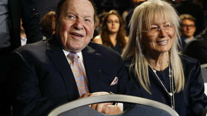 Guardian: Meet Dr Miriam Adelson: the record-breaking Republican donor driving Trump's Israel policy