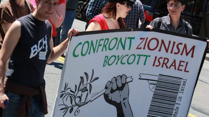 Poll: 75% of Americans Oppose Outlawing Boycotts of Israel