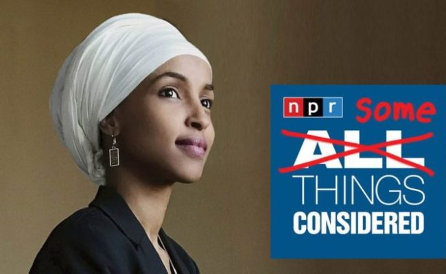 Npr Reporter Defends One Sided Report On Ilhan Omar