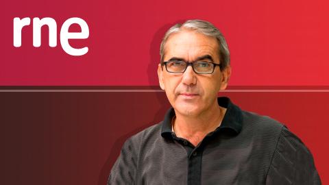 Me entrevista Manuel Pedraz para RNE en el programa Historias de papel