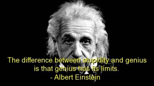 michael shine albert-einstein-quotes-sayings-wise-stupidity-genius