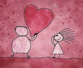 abre tu corazón a san valentín