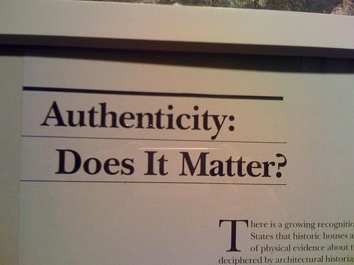 autenticidad marca la diferencia