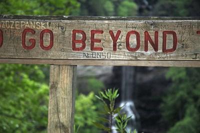 cómo salir de un camino para entrar en otro diferente