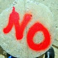 cuatro formas de decir no