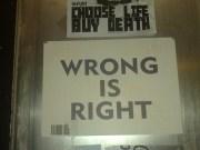 Estar equivocado es la mejor manera de estar en lo correcto