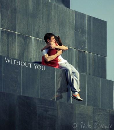 contigo o sin ti