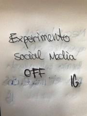 Experimento Social Media OFF: vivir un mes sin