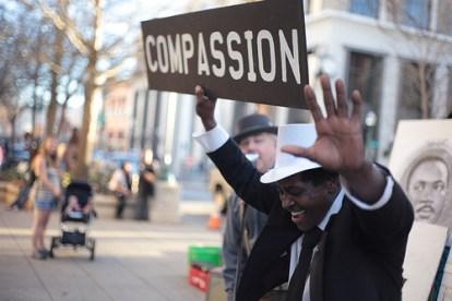autocompasión - compasión