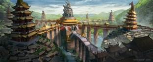 Asian bridges