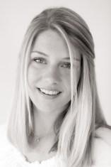 Close-up vrouwelijk model