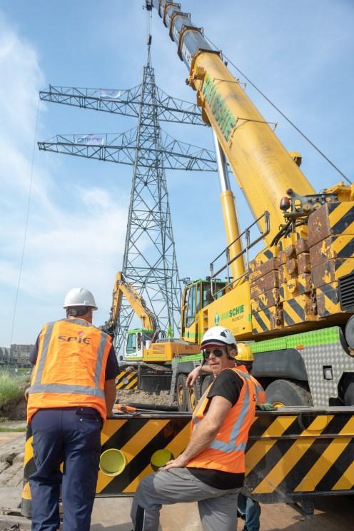 20180529 VIR380 Tennet verwijderen mast 64 Hoofddorp 020-022